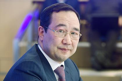 Глава Якутии оценил преимущества будущего моста через Лену