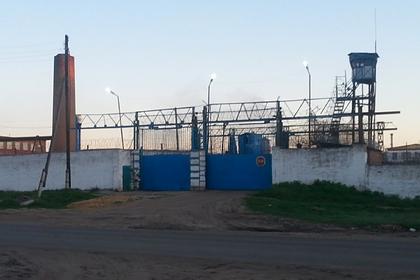 Российские тюремщики избили заключенного до смерти