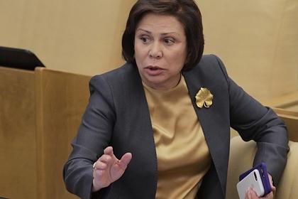 Роднина нашла виновных в отстранении России от международных соревнований