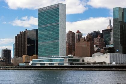 Генассамблея ООН приняла резолюцию о милитаризации Крыма