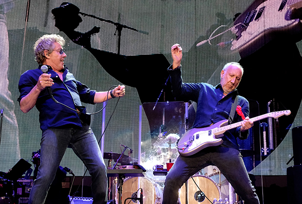 The Who в 2016 году