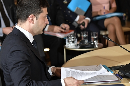 Зеленский отказался от предложения Путина по выборам в Донбассе