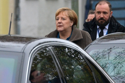 Меркель заявила о преодолении затишья в украинском конфликте