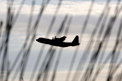 Самолет с 38 людьми на борту исчез по пути в Антарктиду