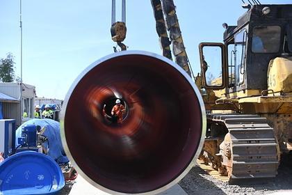 Санкции против двух российских газопроводов вошли в военный бюджет США