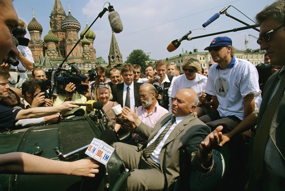 «Понимаете, все-таки, ну извините, Москва — это не Мухосранск».