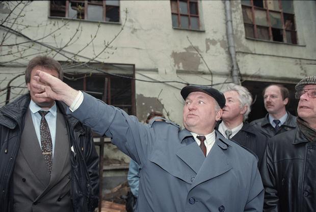 Москва, 1994 год