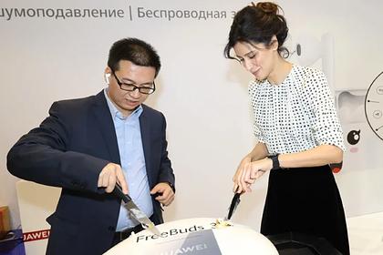 Россияне раскупили Huawei FreeBuds 3