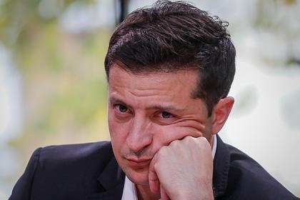 Зеленского поздравили с «превращением» в Порошенко