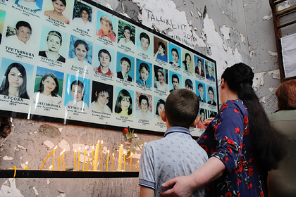 Путин назвал теракт в Беслане личной болью