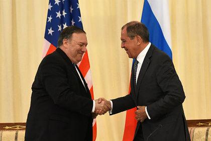 Лавров анонсировал продолжение диалога с США