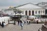 Не остался без внимания команды Лужкова и исторический выставочный зал «Манеж» — в 2004-м он «случайно» сгорел, после чего на его месте появилось «такое же» здание. Справедливости ради, новый «Манеж» сохранил и даже преумножил свои выставочные функции.