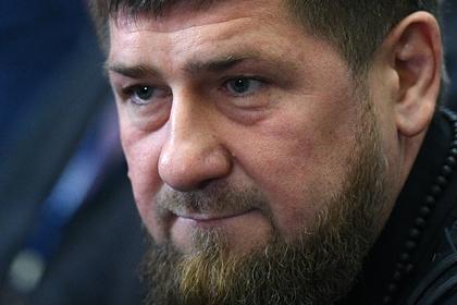 Кадыров назвал Лужкова другом Чечни