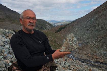 Российские ученые открыли новый самоцвет на Ямале