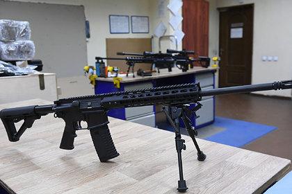 Аналог американской винтовки M16 испытали в «русском» калибре