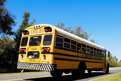 Любитель дезодоранта спровоцировал эвакуацию школьного автобуса