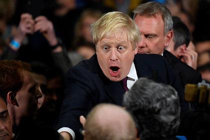 Премьер Великобритании спрятался в холодильнике от журналистов