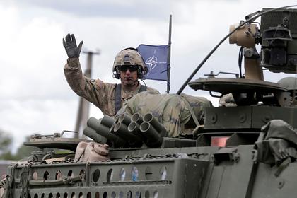 Россия встревожилась из-за усиления НАТО у границ Белоруссии
