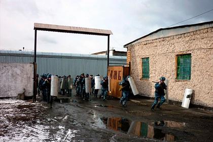 Массовая голодовка заключенных началась в российской колонии