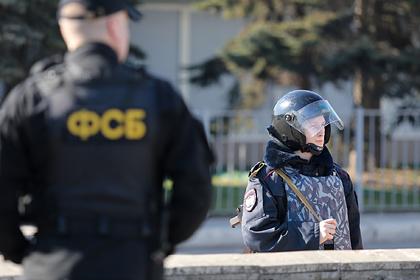 В России задержали готовившего теракт сторонника «Правого сектора»