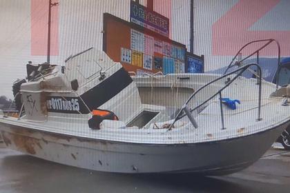 Исчезнувший российский катер нашли без экипажа на борту