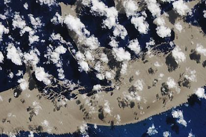 Раскрыта тайна гигантской пористой массы в океане