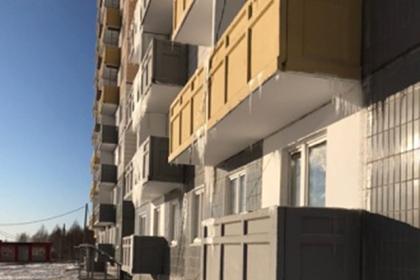 Российские строители обиделись и порубили трубы в новостройке