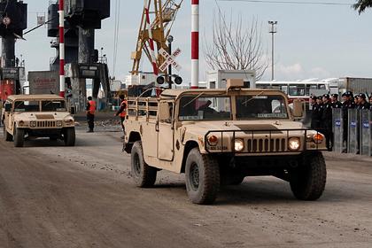 В России призвали США вывести войска из Сирии