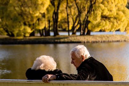 Подсчитан средний срок жизни россиян на пенсии