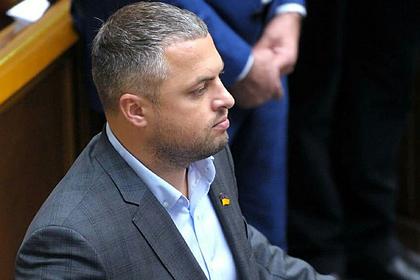 Депутата от партии Зеленского госпитализировали после драки в Раде