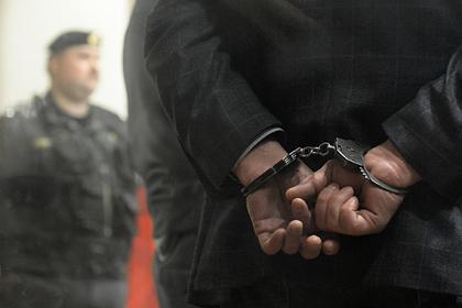 Воспитателя российских кадетов осудили за подготовку захвата полиции