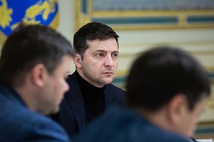Зеленский призвал Европу сохранить санкции против России