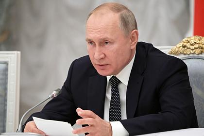 Путин поручил проработать дополнительные выплаты ветеранам к юбилею Победы