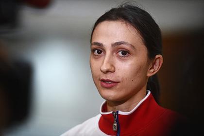 Ласицкене получила предложение от Минспорта после критики российских чиновников