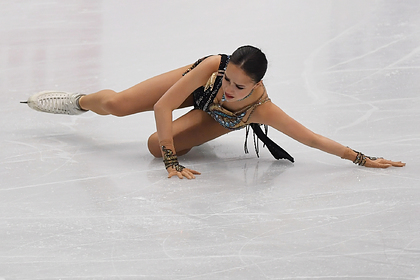 Стал известен характер травмы Загитовой в финале Гран-при