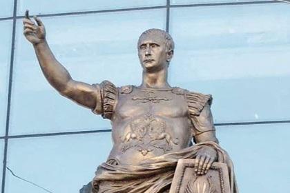В статуе римского императора усмотрели Путина