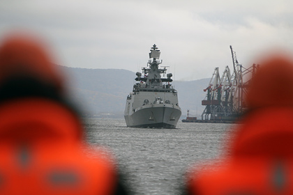 В США назвали самые мощные флоты в мире