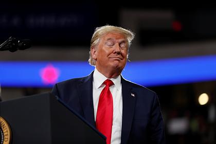 Трамп сообщил Лаврову о желании увеличить товарооборот с Россией