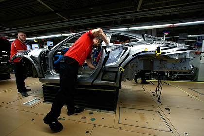 Экономике Германии предсказали упадок