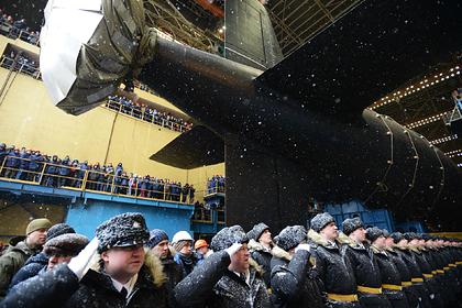 Россия продлила испытания «картонной» атомной подлодки