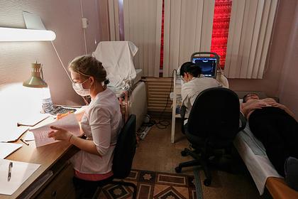 Более 700 врачей устроились в поликлиники Подмосковья с начала года