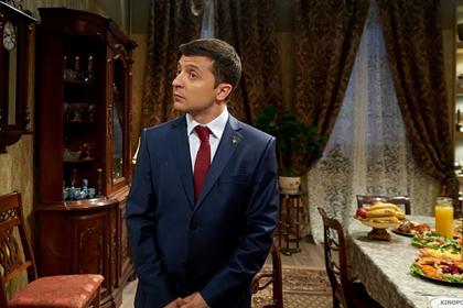 Глава «Газпром-медиа» объяснил отказ ТНТ продолжать показ сериала с Зеленским