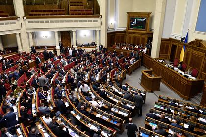 Верховная Рада продлила закон об особом статусе Донбасса