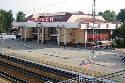 Российский солдат-срочник покончил с собой на железнодорожной станции