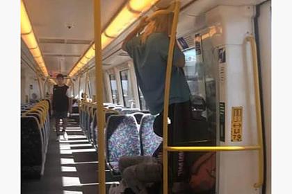 Похожие на половой акт действия пассажиров поезда смутили попутчиков