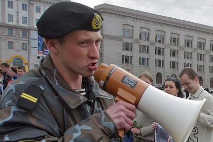 МВД Белоруссии отказалось считать незаконным призыв изгнать «москалей»