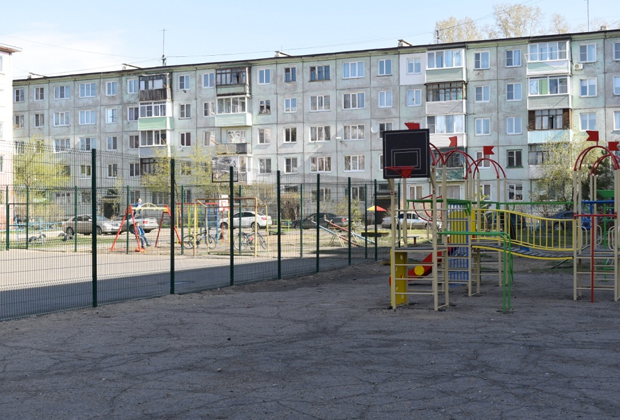 город Рубцовск Алтайского края