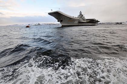 Выросло число пострадавших при пожаре на крейсере «Адмирал Кузнецов»
