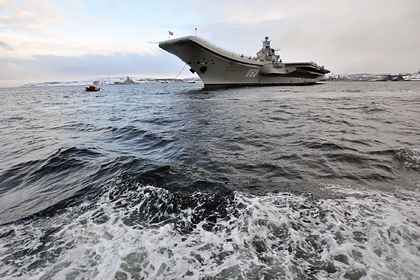 Крейсер «Адмирал Кузнецов»