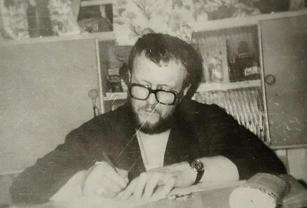 Вячеслав Иваньков в тюрьме Тулуна (Иркутская область).